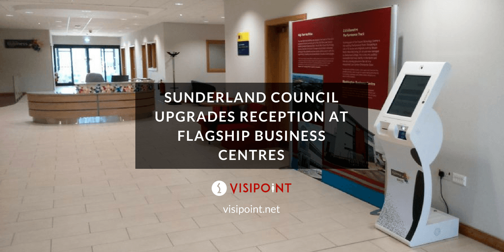 Sunderland Council upgrades reception at flagship Business Centres