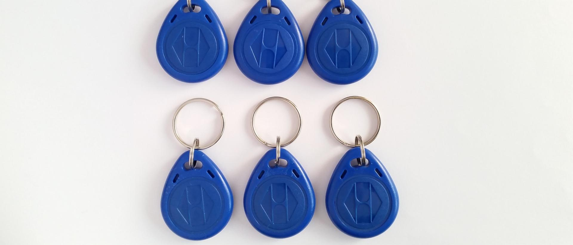access control technology fobs