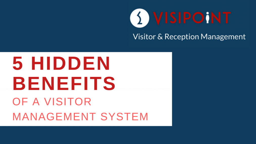 benefits of a visitor management system