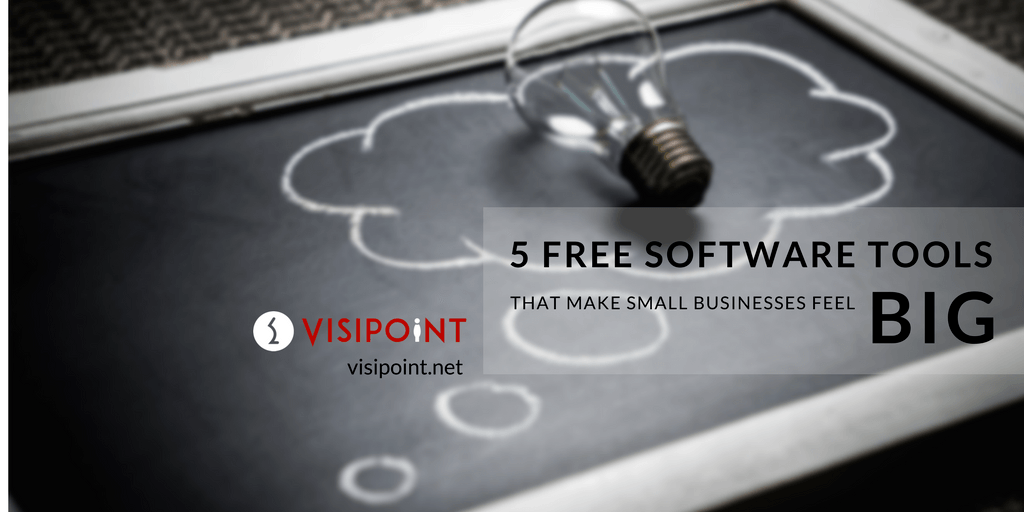 5 free software tools for managing your small business