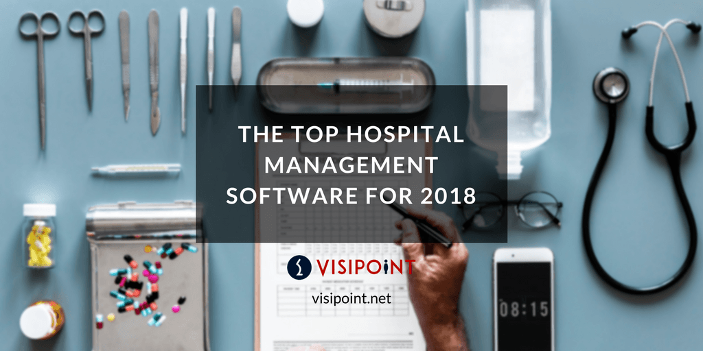 The top hospital management software for 2018