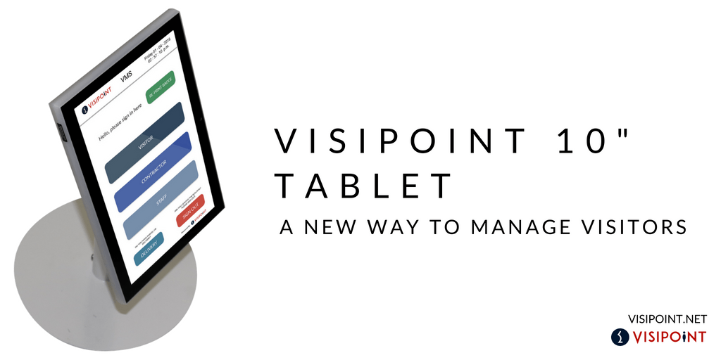 VisiPoint 10-inch tablet