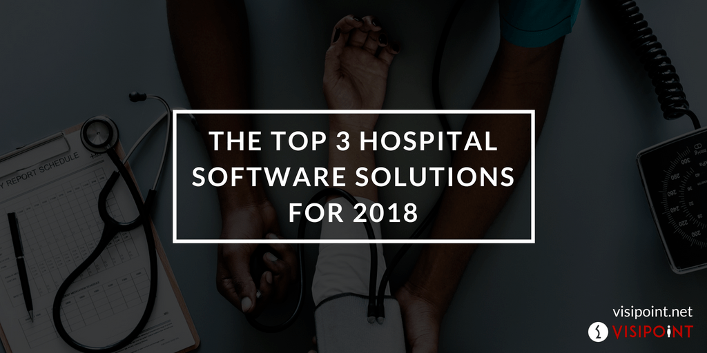 Hospital Software Solutions 2018