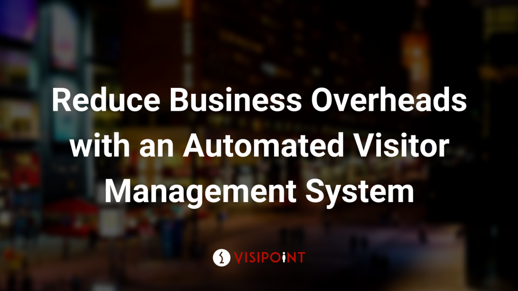 automated visitor management system