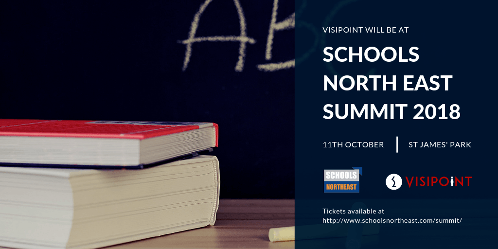 VisiPoint will be at Schools North East Summit 2018