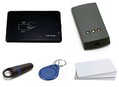 VisiPoint Access Control RFID Readers