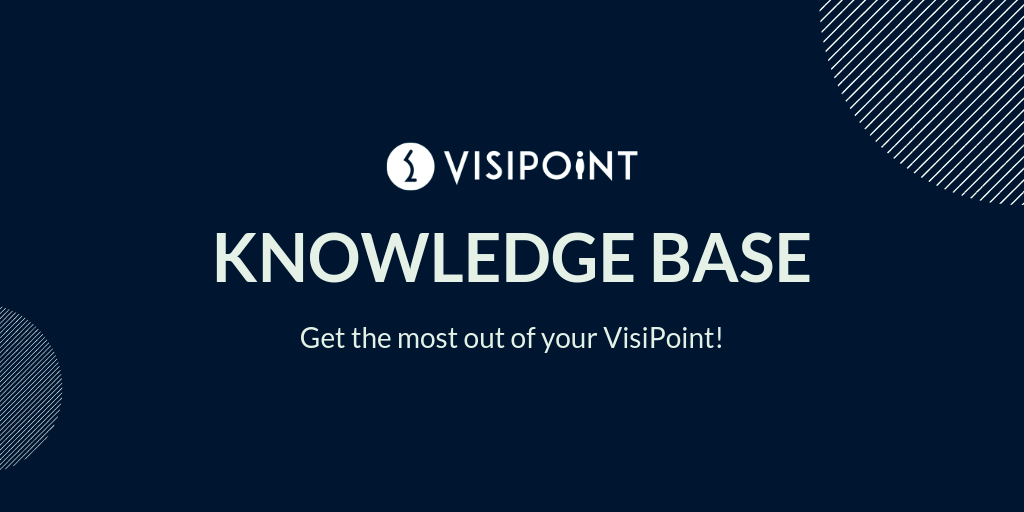 VisiPoint Knowledge Base