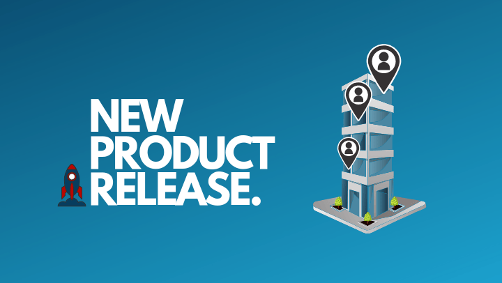 VisiPoint Product Release Shared User Types and Internal Location Tracking