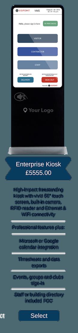Enterprise Kiosk