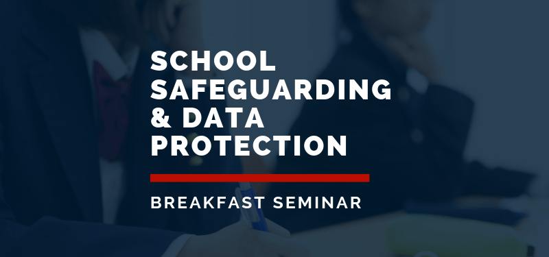 VisiPoint School Safeguarding and Data Protection Breakfast Seminar